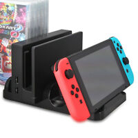 Multi-function Station Charging Stand Dock for Nintendo Switch NS Game Console