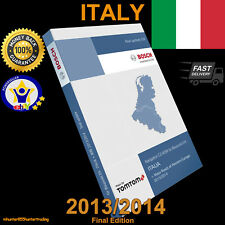 TELEATLAS DX ITALY ITALIA 2013/14 SAT NAV DISC MAP NAVIGATION CD MFD1 MERCEDES