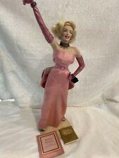 Franklin Mint Heirloom Dolls - Marilyn Monroe as Lorelei Lee