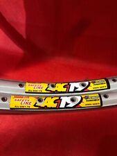 Pair Weinmann Rim Alloy 700X35 Zac19 40H Silver