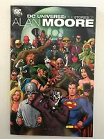 DC Universe Stories of Alan Moore TPB Softcover [1st Print] [DC 2006]
