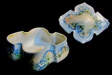 Superb Antique RS Germany Porcelain Vanity Trinket Box Tilowitz Germany c1911-45
