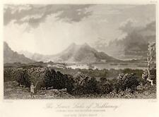 Picturesque Ireland -Bartlett Eng.-1884- LAKE KILLARNEY