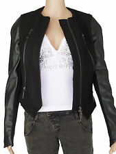 Full Circle Womens Size 10 S Short Black Jacket