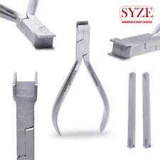 12 cm Dental Torque Clé Pince Plat conseils avec 2 clés Chirurgical Laboratoire Zangen