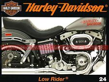 HARLEY DAVIDSON FXS 1200 Low Rider 77 HOG Rally La Passion HD Tomahawk Wauwatosa