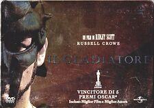IL GLADIATORE - 2 DVD EXTENDED EDITION, CUSTODIA STEELBOOK, NUOVO E SIGILLATO
