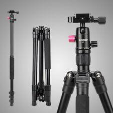 ZOMEI M6 Tragbares Reisestativ LightWeight Monopod Kugelkopf für Canon Kamera