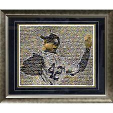 Mariano Rivera NY Yankees 20x24 Steiner Mosaic photo framed LE 96/1000