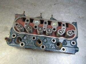 Kubota WG750-G 21hp Propane Engine Cylinder Head