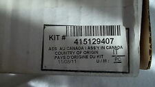 Skidoo OEM new piston kit 415129407 415129787 TNT  MXZ 800R PTEK Summit  #4268