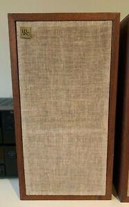 Vintage Acoustic Research AR-4X Speakers (Pair)
