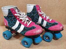 Rookie Retro Look Roller Skates UK Size 4
