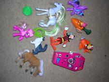 LOT of 10 pcs. Girl's Toys