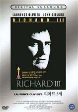 Richard III (1955) - Laurence Olivier DVD *NEW