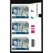 REP0338 - 2012 concilio ecumenico Codice a Barre Basso + Alfanumerico