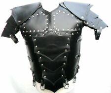 Mens Genuine Leather Roman Gladiator Armour