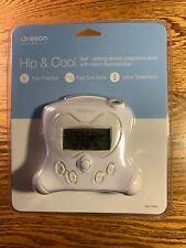 Oregon Scientific RM313PNFA Projection Temperature measurement Flip Clock White
