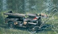 Ambulance Jeep 1/4 Ton 4X4 Kit 1:35 Italeri IT0326