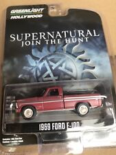 Greenlight  HOLLYWOOD Supernatural  1969 Ford F-100 Pickup