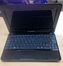 "Glossy Novatech  Mini10.2"" Intel Atom 1 GB RAM 120 GB HDD Webcam WIFI Windows 7"