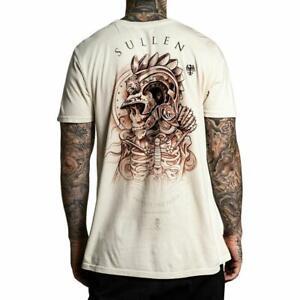 Sullen Art Collective Legions Mens T-Shirt MMA UFC Tattoo Clothing
