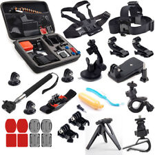 For Go Pro Accessories Kit Travel Mount for Gopro Hero 5 4 Black Silver HD 3+ 21