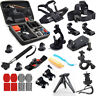For Go Pro Accessories Kit Travel Mount for Gopro Hero8 7 6 5 4 Black Silver HD