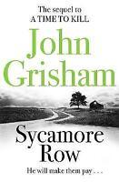 Sycamore Row, Grisham, John, Very Good Book