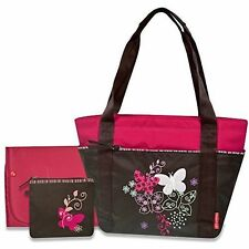New Fisher-Price Butterfly Embroidery Tote