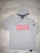 NEW UNDER ARMOUR University of Houston Cougars Football Sweatshirt Hoodie LARGE