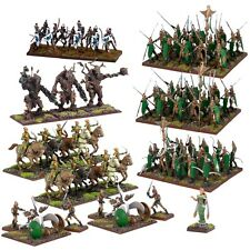 Kings Of War, 2nd Edition: Elf Mega Army