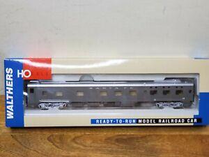 Walthers Pullman Standard 10-5 Sleeper HO Scale Santa Fe 932-6722