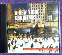 2005 🔥A NEW YORK CHRISTMAS🔥 Brand New Factory Sealed CD **The Met** FREE SHIP
