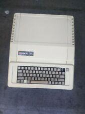 Vintage Apple iie, Model A2S064. Clean.