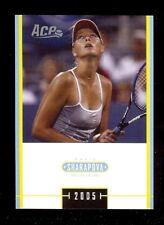 "MARIA SHARAPOVA 2005 ACE TENNIS ""SPECIAL EDITION"" ROOKIE CARD #MS-17"