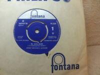 """Gerry Brown's Jazzmen – Ol' Man Mose 1961 7"""" Fontana H 334"""
