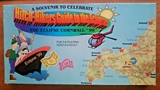 Hitch Hikers Guide to the Eclipse Cornwall ( New Unplayed )