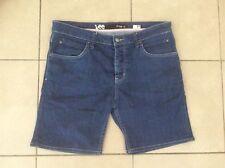 Lee    LO SLIM - L2      Denim Shorts    Size 34