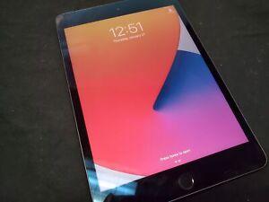 Apple iPad Mini 5th Generation 64GB Unlocked Space Gray