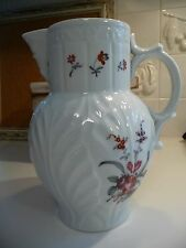 NIB Vintage Mottahedeh Woodlawn Plantation Worcester Jug Pitcher Historic RARE