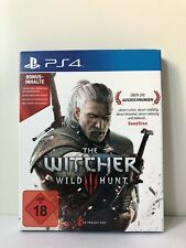 The Witcher 3: Wilde Jagd (Sony PlayStation 4, 2015)