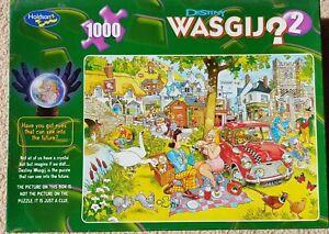 Wasgij Jigsaw Destiny Puzzle No.2 1000 Piece
