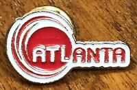 Atlanta Lapel Hat Pin Pinback ~ Georgia ~ Fulton County