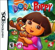Dora Puppy (Nintendo DS) Lite DSi xl 2ds 3ds xl the explorer nickelodeon