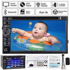 "2Din In-dash 6.2"" Bluetooth Car Stereo CD DVD MP3 FM Radio Player For Kia Optima"
