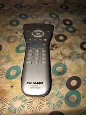 SHARP GA152WJSA LCD TV Remote Control OEM