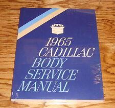 1965 Cadillac Body Service Shop Manual 65
