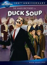 Brand New Sealed Duck Soup The Marx Brothers Dvd Black & White 1933 Nip