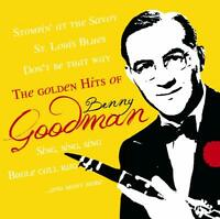 Benny Goodman - The Golden Hits Of Benny Goodman LP NEU OVP VÖ 12.06.2020